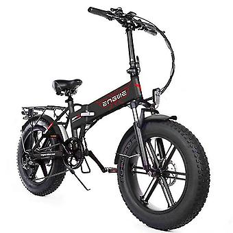 Electric Bike 20*4.0inch 48v12.5a Electric Bicycle 38km/h 7speed Powerful Motor