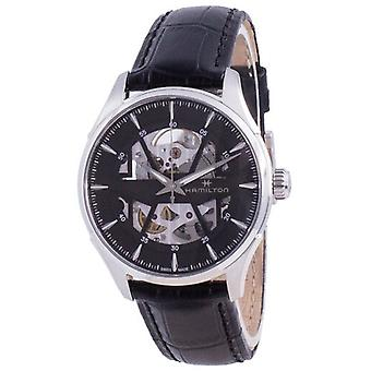 Hamilton Jazzmaster Skeleton Dial Automatic H42535780 Men's Watch