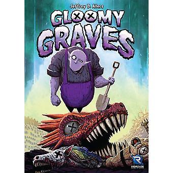 Gloomy Graves Board Game