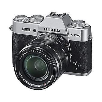 Fujifilm x-t30 spiegellose Digitalkamera w/xf18-55mm Kit - silber