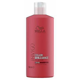 Wella Professionals Invigo Brilliance Grobes Shampoo 500 ml