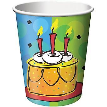 9Cup 12/8Ct Torta Celebrazione
