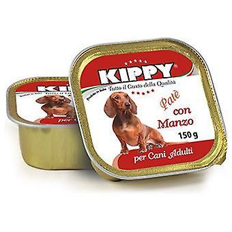 Kippy naudanlihan (koirat, koiranruoka, märkä ruokaa)