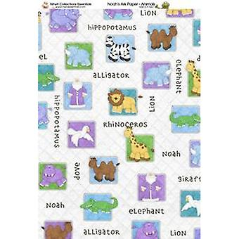 Nitwit Collection - NA Animals Paper A4 10 Sheets