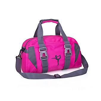Large Capacity Outdoor Sport Waterproof Yoga Training Fitness Handbag/women