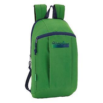 Borsa bambino Benetton Green