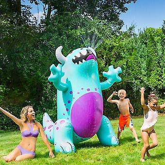 Bigmouth - ginormous monster yard sprinkler