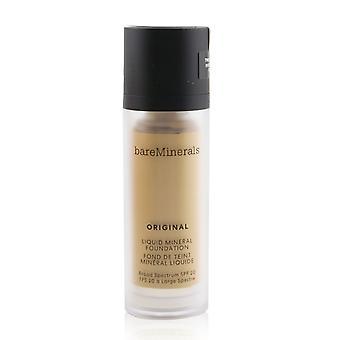 Original liquid mineral foundation spf 20 # 20 golden tan (for medium tan cool skin with a rosy hue) 263621 30ml/1oz