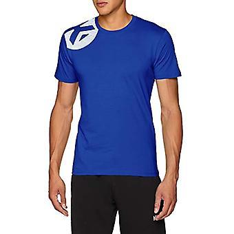 Kempa Core 2.0 - Men's T-shirt, Men's T-shirt, Oberbekleidung, 200218604, Royal Blue, L