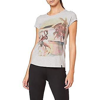 Trigema 537236119 T-Shirt, Grey (Grau/Melange 110), XX-Large Woman