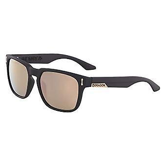 Dragon Dr513si Ll Mi Monarch Ion Sunglasses, Matte Black, 55mm, 19mm, 140mm Men's