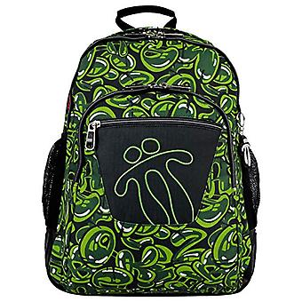 Totto Mochila Crayoles Casual Backpack 40 centimeters 25 Multicolor (Multicolor)(7)