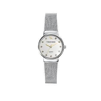 Trendy Kiss Wristwatch Women Kirsten mesh TMG10065-31