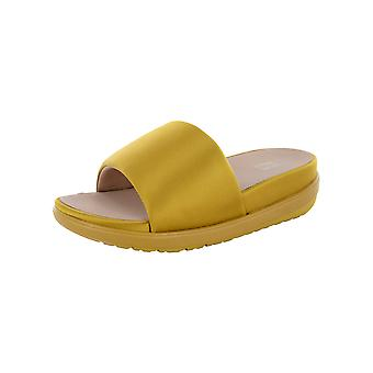 Fitflop Femmes Loosh Luxe Satin Slide Sandal Chaussures
