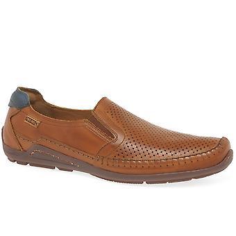 Pikolinos Arquet Mens Slip On Shoes