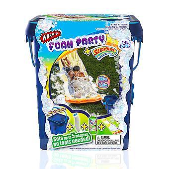 Wham-O Foam Party Slip N Slide