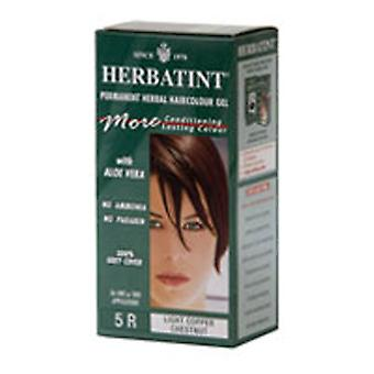 Herbatint Herbatint Permanent Light Copper Chestnut (5r), 4.56 Oz