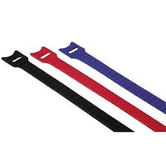 Legături cablu Hama Hook and Loop, 145 mm, colorate