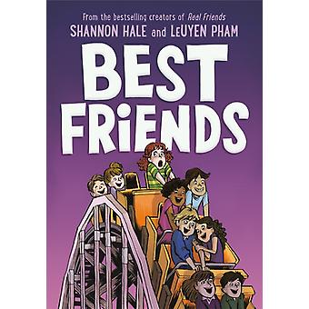 Best Friends by Shannon Hale & Illustrated by LeUyen Pham