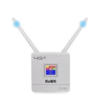 Unlock Router With External Antennas
