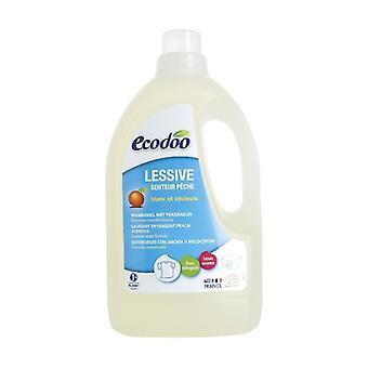 Peach Concentrated Liquid Detergent 1,5 L