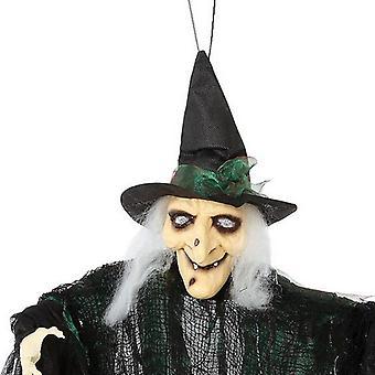 Pingente de bruxa Preto (110 Cm)