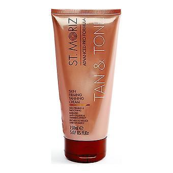 Firming Cream Advanced Pro Formula Tan & Tone St. Moriz (150 ml)