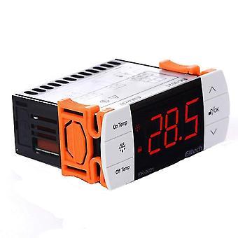 EK3021 Contrôleur de température à bouton tactile numérique / Refroidissement du thermostat et dégivrage deux capteurs / sondes