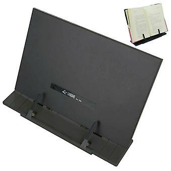 Book Stand Booklift Læsning Bog Madlavning Opskrift Musikbøger Tekstholder Portable