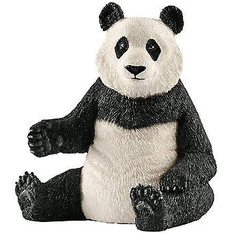 Panda gigante de América del Norte, figura de juguete femenino