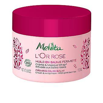 Melvita L'Or Rose Huile Baume Fermeté 170 ml för kvinnor