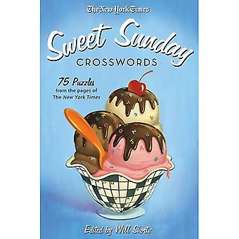 The New York Times Sweet Sunday Crosswords: 75 Puzzles from the Pages of the New York Times