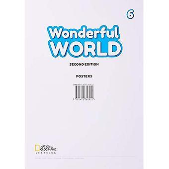 Wonderful World 6: Posters