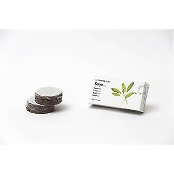 TREGREN Seed Capsules Sage Two pcs