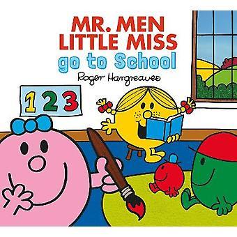 M. Les hommes vont à l'école