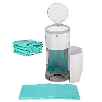 3pcs المنزلية المتاح القمامة الحقيبة المطبخ تخزين أكياس القمامة تنظيف كيس النفايات كيس بلاستيكي Bolsas دي باسورا