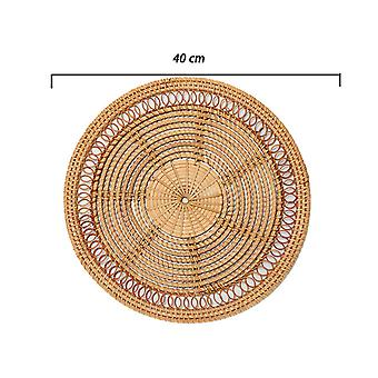 40cm Hand-woven Rattan Home Decoration Wall Decoration
