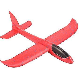 Flugzeugspielzeug für Kinder, fliegende Flugzeuge für Jungen Mädchen (rot)