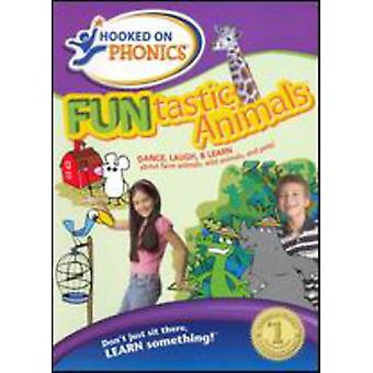 Funtastic Animals [DVD] USA import