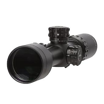 Rifle Scope, Barra Hero 2-10x44 , for Hunting and Tactical Shooting, Long Range Precision, Mil dot Reticle