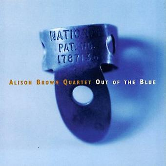 Alison Brown - Out of the Blue [CD] USA import