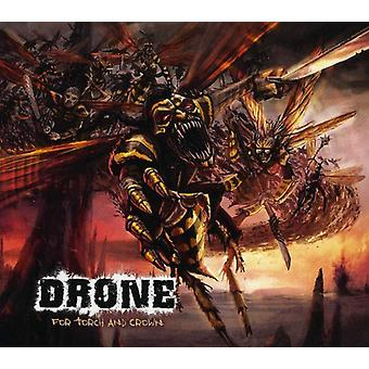 Drone - For Torch & Crown [CD] USA import
