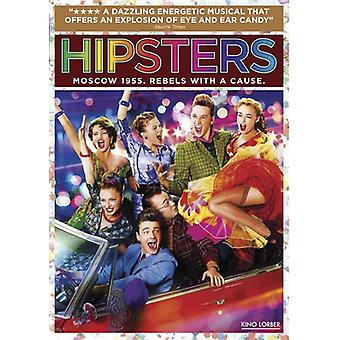 Hipsters [DVD] USA import