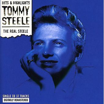 Tommy Steele - importation USA Real Steele [CD]