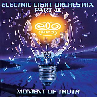 Electric Light Orchestra Pt. 2 - Moment of Truth [CD] USA import