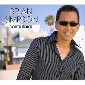 Brian Simpson - South Beach [CD] USA import