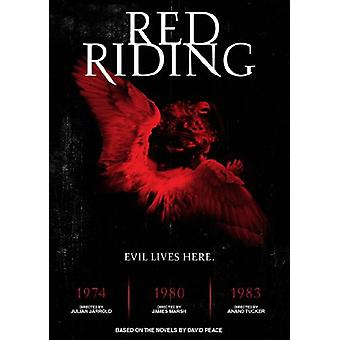 Red Riding Trilogy [DVD] USA import