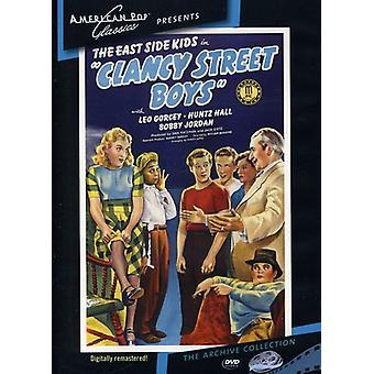 Clancy Street Boys (1943) [DVD] USA import