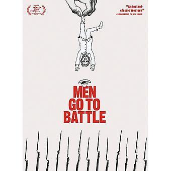 Men Go to Battle [DVD] USA import