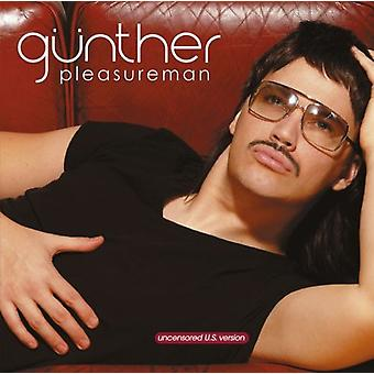 Gunther - Pleasureman [CD] USA import